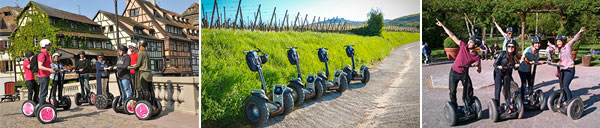 segway tours and events