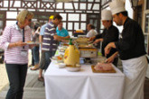 Rustikales Barbecue oder feine Grillparty